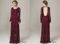 Crochet dress Giovanna Dias