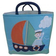 Sailor Toy Storage Bag