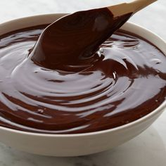 Ganache Frosting By Alton Brown