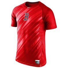 Boston Red Sox Nike Speed Performance Raglan T-Shirt - Red - $35.99