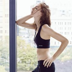 Sculpt and tone your body at home with this effective and intense barre workout routine.