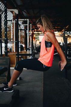 Outfits para el gym si no eres muy segura de tu cuerpo ddfbba98f930f