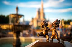 "Disney Parks Blog: ""It's a 'Chipper' Morning at Magic Kingdom Park"":)http://disneyparks.disney.go.com/blog/2015/10/its-a-chipper-morning-at-magic-kingdompark/"
