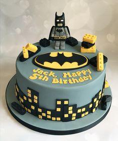 Awesome Photo of Batman Birthday Cake Ideas . Batman Birthday Cake Ideas Batman Birthday Cake Be Equipped Birthday Cakes Be Equipped Lego Batman Birthday Cake, Lego Batman Cakes, 18th Birthday Cake, Lego Cake, Superhero Cake, Batman Party, Third Birthday, Birthday Ideas, Cake Decorating Tutorials