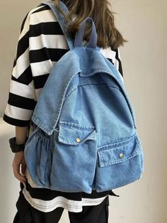Women's Bags | Crossbody Bags, Backpacks & More | ROMWE USA Cheap Bags, Romwe, Fashion Backpack, Backpacks, Pocket, Women's Bags, Crossbody Bags, Shopping, Usa