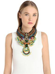 Raya necklace by Anita Quansah London