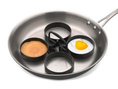 Egg/Pancake Molds (4-pc.) by Norpro at Food Network Store #kitchen #home