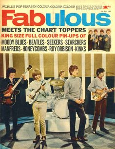 SpyVibe: FABULOUS 1960s