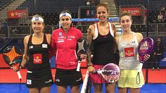 master-final-primera-ronda-wpt-2016-femenino-marta-ortega-alba-galan-carolina-navarro-cecilia-reiter #Pádel #PádelFemenino #PádelCompetición  #WorldPádelTour.