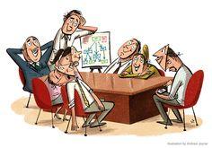 RH DO MORENO: Você acha que perde tempo nas reuniões de trabalho...