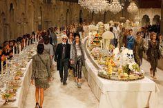 Unamoscaenmiescaparate: Chanel, escaparate de moda.