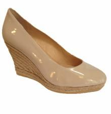 Pedro Anton Nude wedge by Ribbon Rouge Fashion Boutique