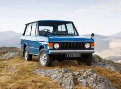40 Stunning Photos Of Vintage Range Rovers. Taking #adventuremobile to another level.