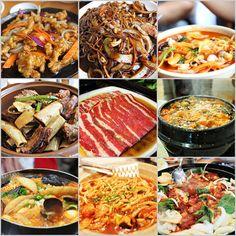 Some of korean dishes I got to taste in Seoul, Korea. by Kenny Kim Photography - www.kennykim.com