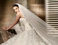 Vestidos de novia estilo vintage de la colección Ruche 2012