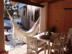 el patio de Inti Watana, Tafí del Valle
