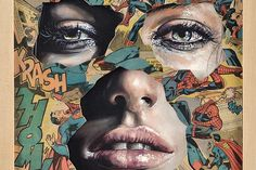 Sandra Chevrier Art at the Thinkspace Gallery