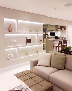 Espaços integrados by Monise Rosa. Amei! @pontodecor Via @maisdecor_ www.homeidea.com.br Face: /homeidea Pinterest: Home Idea #homeidea #arquitetura #ambiente #archdecor #archdesign #projeto #ambientesintegrados #home #homedecor #pontodecor #homedesign #photooftheday #espacosintegrados #interiores #picoftheday #decoration #revestimento #decoracao #architecture #archdaily #inspiration #project #regram #home #casa #grupodecordigital