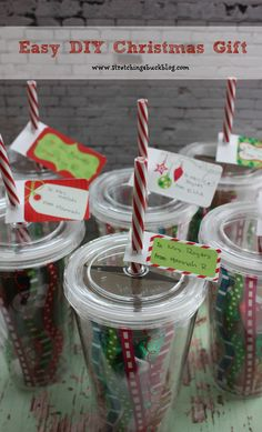easy homemade christmas gifts | DIY Christmas Gift Ideas