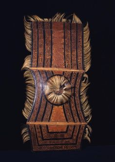 Shield, Bagobo, c Penn Museum. Filipino Tribal, Visayas, Mindanao, Philippines Travel, Indigenous Art, Horse Hair, Old World, Old School, Objects