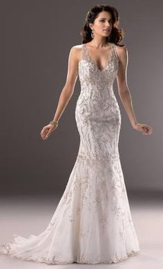 Maggie Sottero 3ms734/ Blakey  wedding dress currently for sale at 67% off retail.