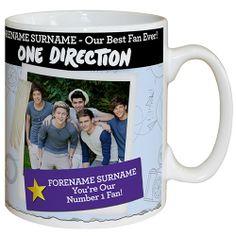I want this mug to