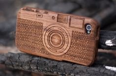 iphone case that looks like an artistic camera