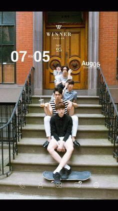 [Homepack Buzz] Попробуйте этот замечательный домашний экран! Kimberly S. Rodriguez Jimenez Winner YG NYC Photoshoot