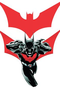 Batman Beyond #1 by Dustin Nguyen