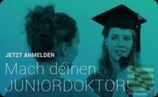 Seit Donnerstag den 18. Dezember, läuft das #Schülerprogramm #JUNIORDOKTOR 2015 mit neuem Programm und einem neuen Internetauftritt. Ab sofort können sich Schülerinnen und Schüler der 3. bis 12. Klassen aus #Dresden und Umgebung auf www.juniordoktor.de für die Teilnahme anmelden.