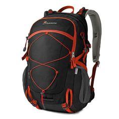 Hiking Backpack Laptop School Rucksack Water Resistant Belt Straps Zipper 40L  #HikingBackpack