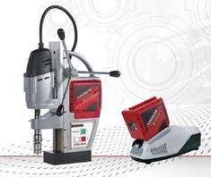 magnetboremaskin på batteri ve import euroboor