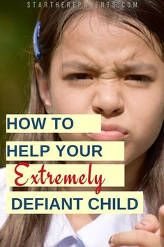 Facing a persistent pattern of persistent defiant, agressive or argumentative behavior? Find out if your unusually defiant child needs focused intervention. Practical Parenting, Parenting Teens, Parenting Hacks, Oppositional Defiance, Oppositional Defiant Disorder Strategies, Defiance Disorder, Conduct Disorder, Difficult Children, Odd In Children