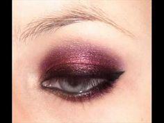 Halloween Series (eyes): Vampire Makeup Tutorial