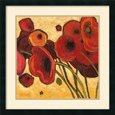 Found it at Wayfair - 'Natural Field' by Lisa Audit Framed Painting Print
