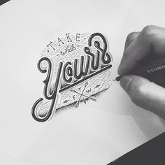 Hand Type Vol. 17 by Raul Alejandro