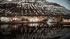 Seydisfjordur - Seydisfjordur, the lake that you want to wake up every day :)