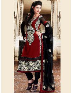 Admirable Festive Choice Suit http://www.bharatplaza.com/new-arrivals/salwar-kameez.html