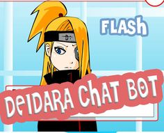 DEIDARA AI.Chat-bot by Amena-chan.deviantart.com on @DeviantArt