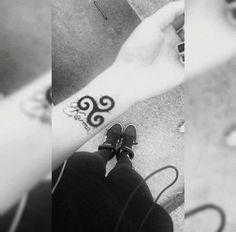 My tattoo♡