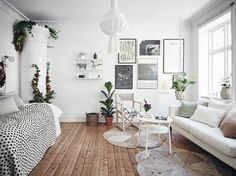 Gravity Home: Plant-Filled Studio Apartment