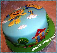 cake Henry Hugglemonster