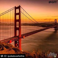 I am extremely honored to have one of my recent image of the Golden Gate Bridge being featured by @ipulledoverforthis 😁😁😁 #Repost with @repostapp ・・・ 💥 🚘 💥 🚘 💥 🚘 💥 🚘  IPULLEDOVERFORTHIS  Presenting featured artist:  @studiolaurent Congratulations! Whether you had to pull over your car, bike, horse, boat or even if you just had to stop walking to take a picture, tag #ipulledoverforthis.  Showcase photo selected and featured by IPOFT Mod @ticondog  @trb_rurex #shutterbug_collective…