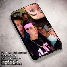 Taylor Caniff And The Gank - For iPhone 4/ 4S/ 5/ 5S/ 5SE/ 5C/ 6/ 6S/ 6 PLUS/ 6S PLUS/ 7/ 7 PLUS Case And Samsung Galaxy Case