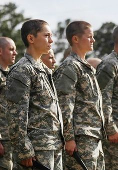 The first two women to complete Army Ranger school had some *inspiring* motivation