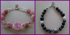 My newly made fashion bracelets