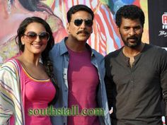 """Bollywood box once again office Shaked with the release of Akshaya Kumar new movie """"Rowdy Rathore"""". In this movie the opposite female character is Sonakshi Sinha.This is a dubbed movie of Creative director Rajamouli block buster movie """"Vikramarkudu""""(in Telugu), which was released on june 2006 This movie create new history in Tollywood with super collections, powerful action of Raviteja and Anushka beauty."""