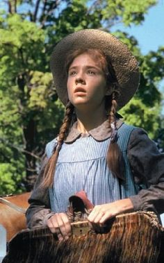 Anne of Green Gables - this television mini-series introduced me to Anne and left me wanting more. I therefore went on and read every book available about Anne (all 9 of them).