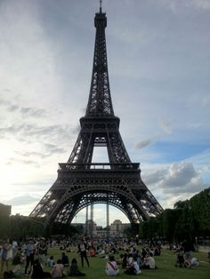 에펠탑. Eiffel Tower. 파리 Paris