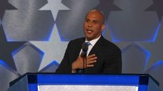 New Jersey Sen. Cory Booker electrified delegates at the Democratic National Convention with his speech in support of Hillary Clinton.